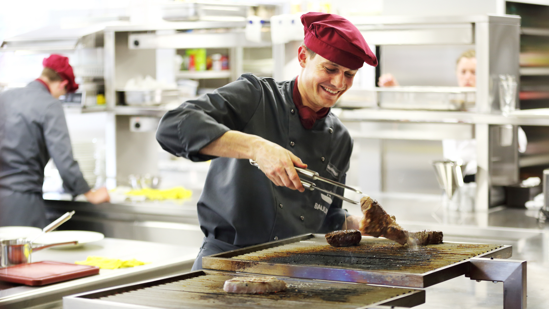 Claudio Renggli, Küchenchef