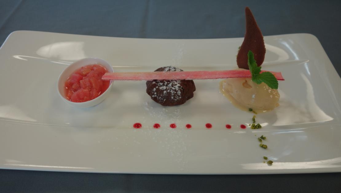 Dessertvariation im Baulüüt
