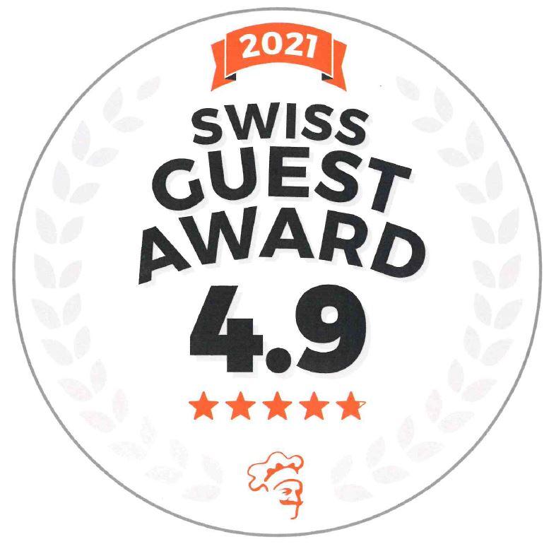 Logo Swiss Guest Award 2021