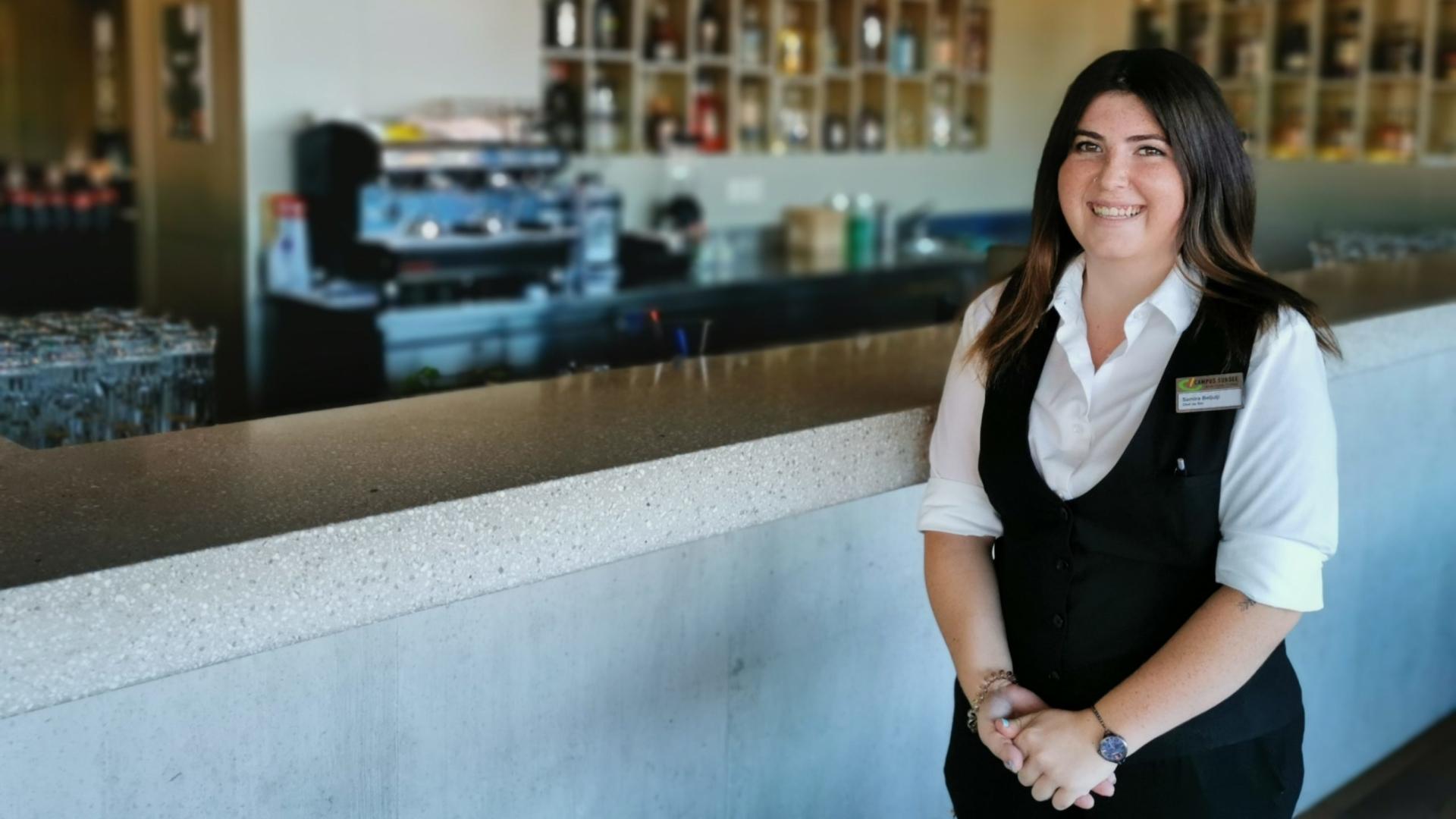 Samira Beljulji, Chef de Bar